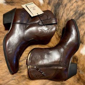 Ariat Darlin' Chocolate Brown Western Cowboy Boots